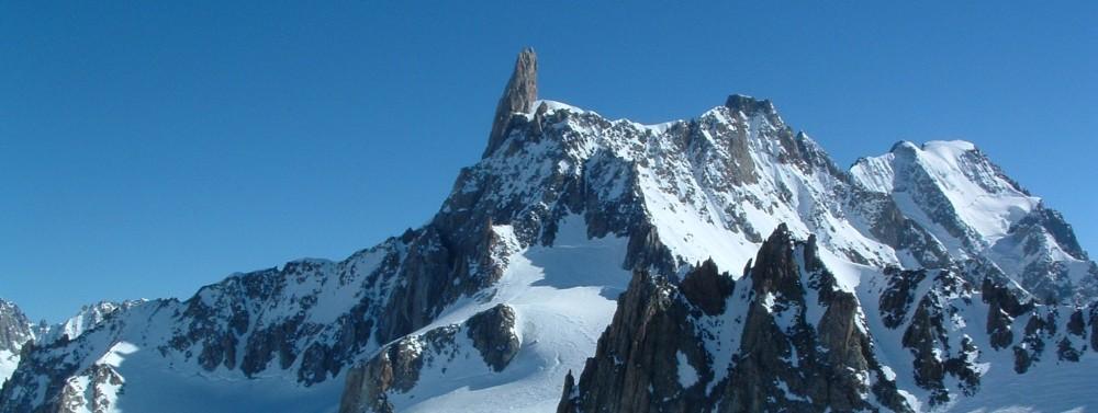 Dente del Gigante Monte Bianco