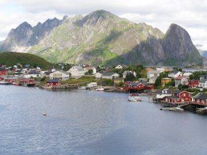 Reine Isole Lofoten