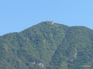 Sighignola Balcone d'Italia vista dalla strada per Lugano