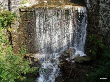 Cascatella del torrente Fiumelatte