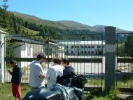 Plancios sopra Bressanone la mia ex caserma Aeronautica Militare