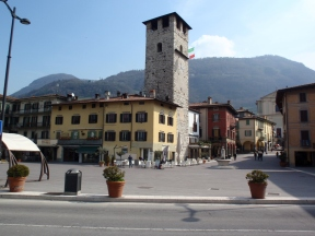 Pisogne Piazza