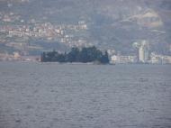 Isola di San Paolo a sud di Montisola