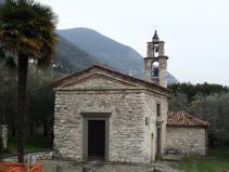Predore Chiesetta di S. Giorgio sc. XIV