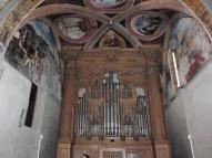Interni del Santuario