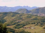Le colline con i Corni di Canzo