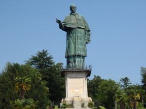 San Carlo di Arona (sancarlon de Aruna)
