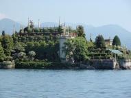 Isola Bella particolare dei giardini