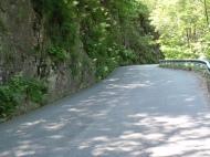 La strada della val Cannobina SS 631