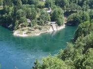Diga di Palagnedra Svizzera