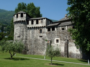 Locarno Castello Visconteo