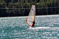 Surf sul lago di Ceresole