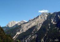 Karwendelspitze, 2385 m a s l. Mittenwald