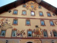 Casa típica in Mittenwald