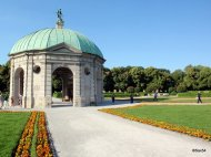 Tempio di Diana nel giardino Hofgarten