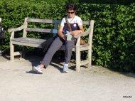 Relax nel giardino Hofgarten