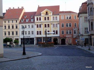 Zittau / Marktplatz