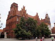 Toruń - Chiesa dell'Assunzione della Madonna