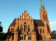 Torun chiesa Evangelica