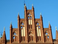Torun particolare chiesa Evangelica