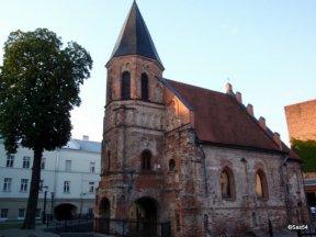 Kaunas Chiesa di S. Gertrude