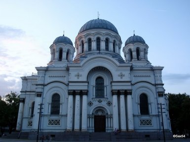 Kaunas Chiesa di S. Michele Arcangelo