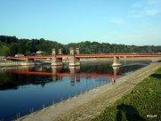 Kaunas Ponte Aleksotas