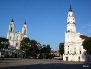 Kaunas Chiesa e Comune