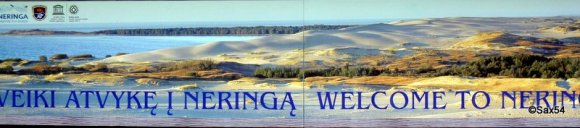 Benvenuti a Neringa