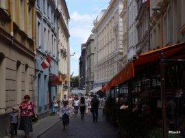 Tra le vie di Riga