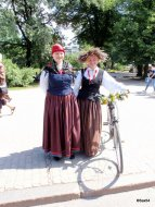 Riga costumi Lettoni