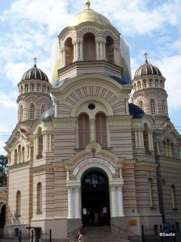 Riga Cattedrale Natività di Cristo