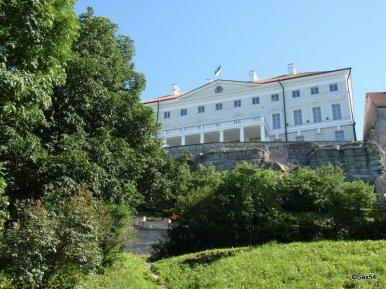 Tallin Palazzo del Governo