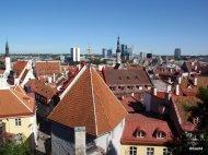 Tallin Vecchia e Nuova