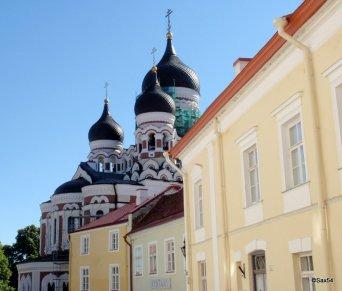 Tallin Cupole della cattedrale di S. Alessandro