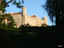 Tallin Toompea Castle