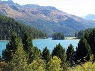 Lago di Champfer Engadina