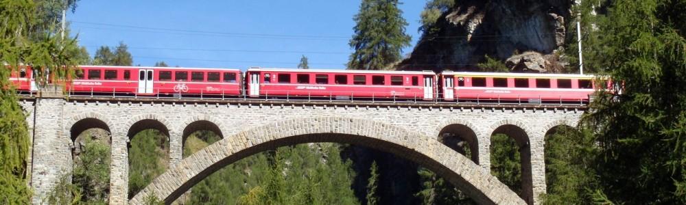 Ferrovie Retiche Engadina