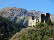 Ramosch rovine del castello