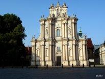 Chiesa della Visitazione di Varsavia, Cura di San Giuseppe