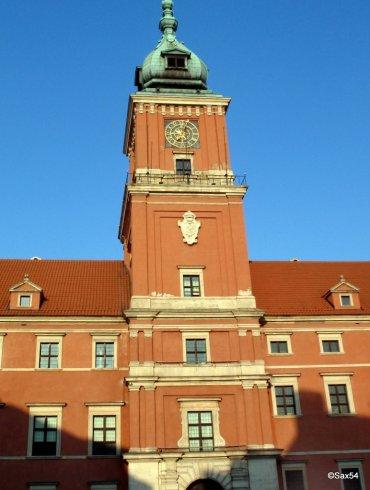 Varsavia Castello Reale