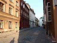 Tra le vie di Varsavia