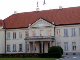 Varsavia Palazzo presidenziale