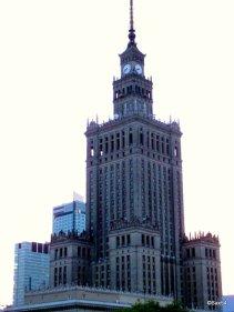 Varsavia Palazzo della coltura