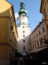 Bratislava Torre di S. Michele
