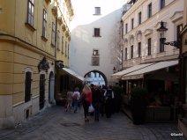 Bratislava La porta di S. Michele
