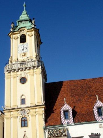 Bratislavaa Cattedrale di S. Martino