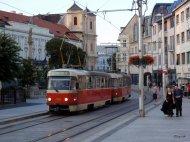 Tra le vie di Bratislava