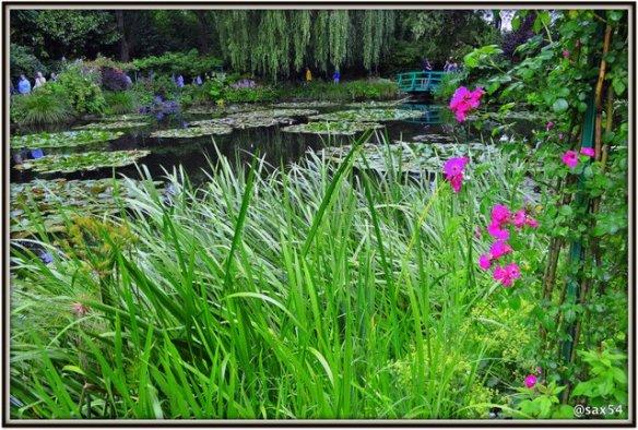 GIVERNY: Casa e giardini di Claude Monet