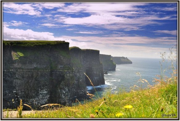 Le Cliff of Moher-Le scogliere più famose d'Irlanda